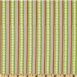 Tinsel Stripe Lime