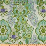 FC-596 Victoria & Albert Garthwaite Collection Damask Purple