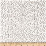 0291341 Designer Lace Snow