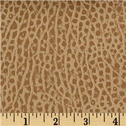 Faux Leather Fabric Boca Camel