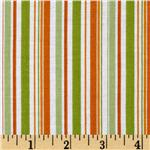 203608 Riley Blake Pieces of Hope Stripe Orange