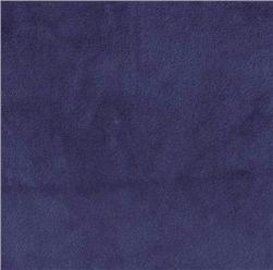 Double-Sided Minky Fleece Midnight Blue