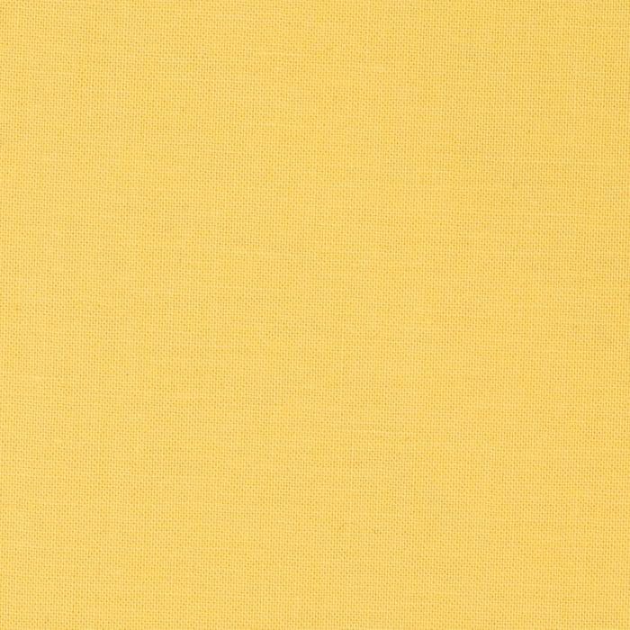Stella Cotton Solid Yellow