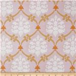 Annette Tatum Little House Laminated Cotton Fleur Ribbon