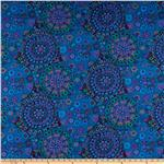 BJ-757 Kaffe Fassett Millefiore Blue