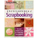 Leisure Arts Encyclopedia of Scrapbooking  Book