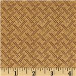 0273342 Great Harvest Weaved Beige