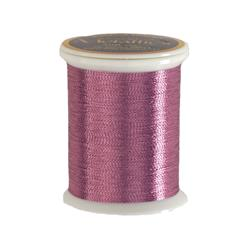 Superior Metallic Thread 500yds Carnation
