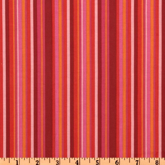 Soul Garden Stripe Red
