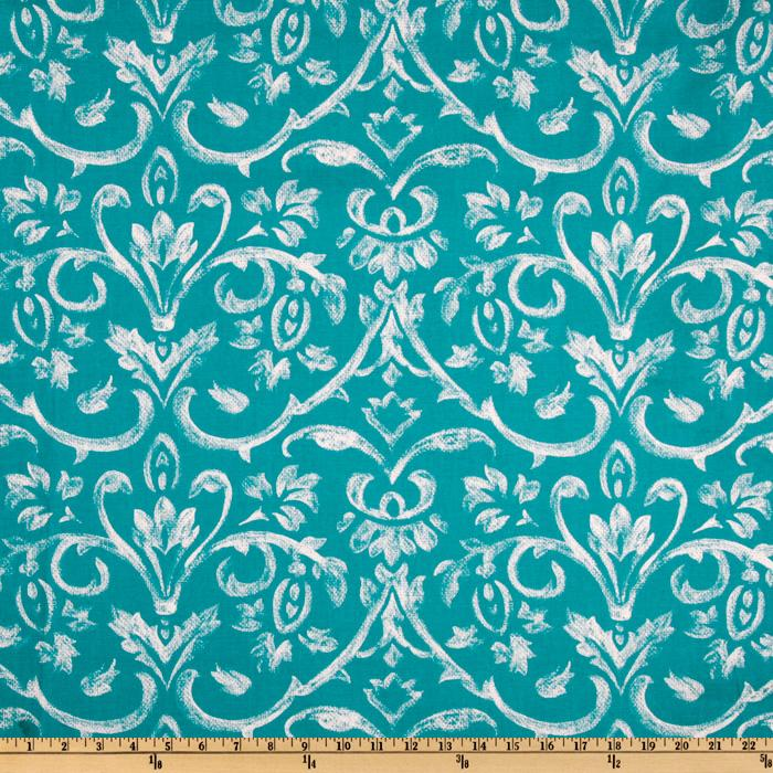 Premier Prints Tuscany True Turquoise