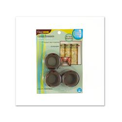 "Curtain Grommets 1"" Rustic Brown"