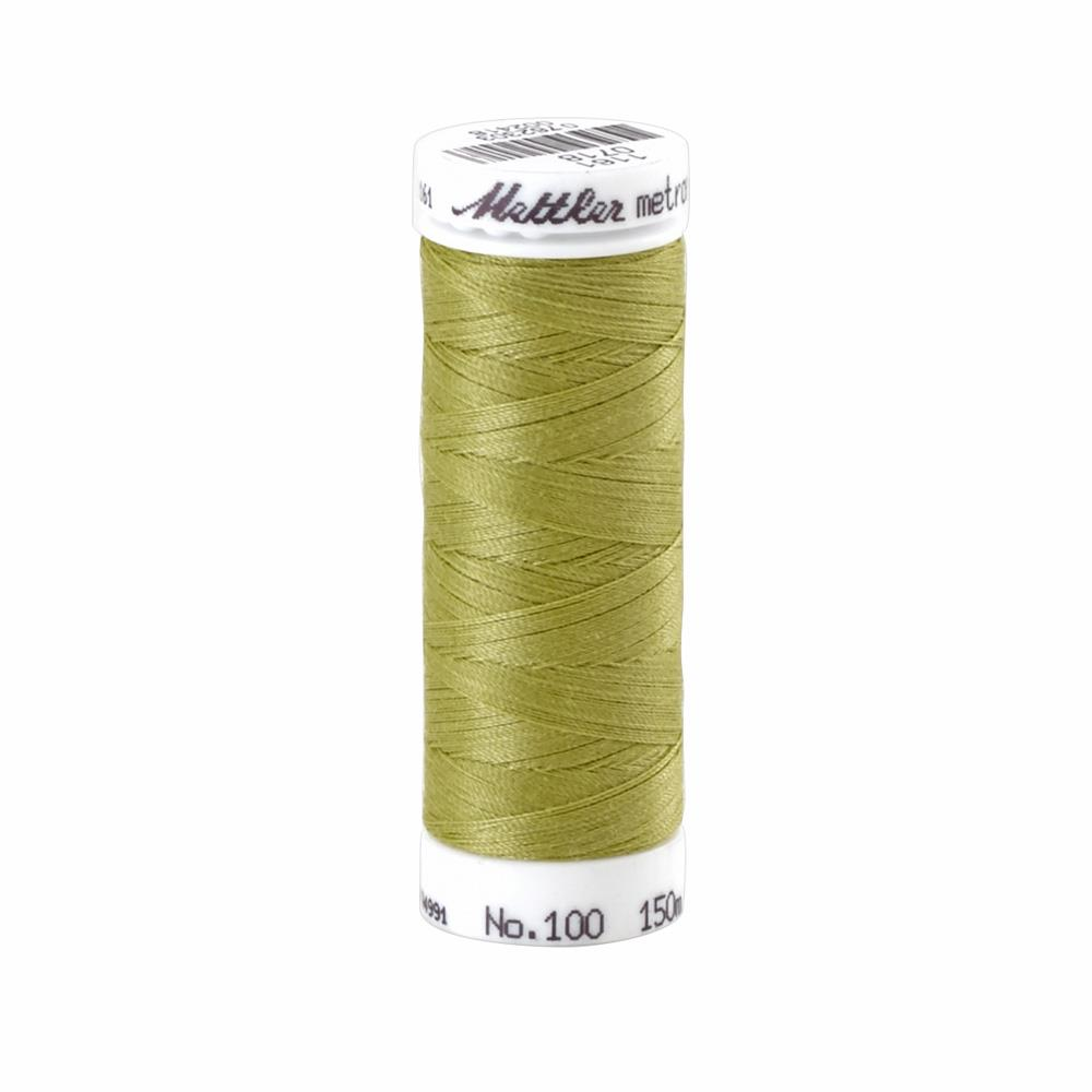 Mettler Metrosene Polyester All Purpose Thread Marsh