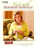 "Leisure Arts ""Knit with Deborah Norville"" Book"