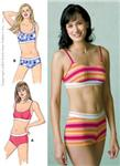 Kwik Sew Stretch Bra and Boy-Cut Panties Pattern