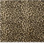 AS-864 Minky Cuddle Mini Cheetah Brown/Tan