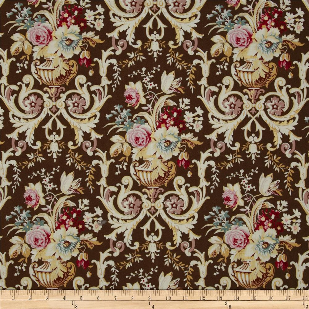 Haberdasher Damask Multi