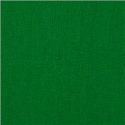 Kaufman Essex Wide Linen Blend Kelly Green