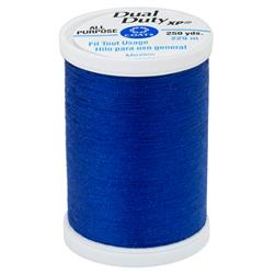 Coats & Clark Dual Duty XP 250yd Blue Ribbon