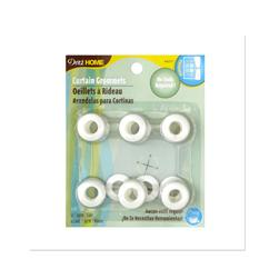 "Curtain Grommets 3/8"" White"