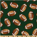EN-914 Sports Life Footballs Green