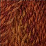 Lion Brand Tweed Stripes Yarn (208) Wildfire