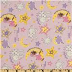 FT-291 Alpine Sweet Lullaby Flannel Sweet Dreams Pink