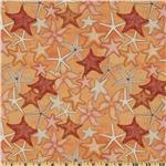 A Shore Thing Starfish Orange