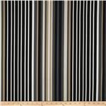 0283080 Tempo Indoor/Outdoor Evan Stripe Black/Tan