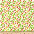 Heather Ross Briar Rose Calico Pink/White
