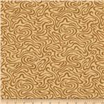 "108"" Moda Quilt Backing Pheasant Hill Puddles Tan"