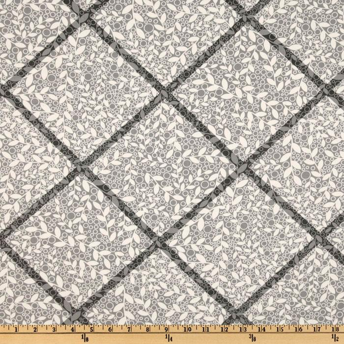 Silent Cinema Home Décor Twill Featurette Grey