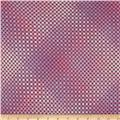 Onion Skin Knit Checker Pink/Purple