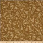 Short & Stout Floral Brown