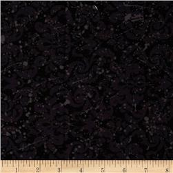 Amethyst Speckle Black