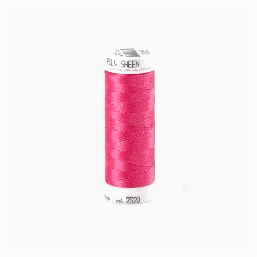 Mettler Polysheen Thread Garden Rose