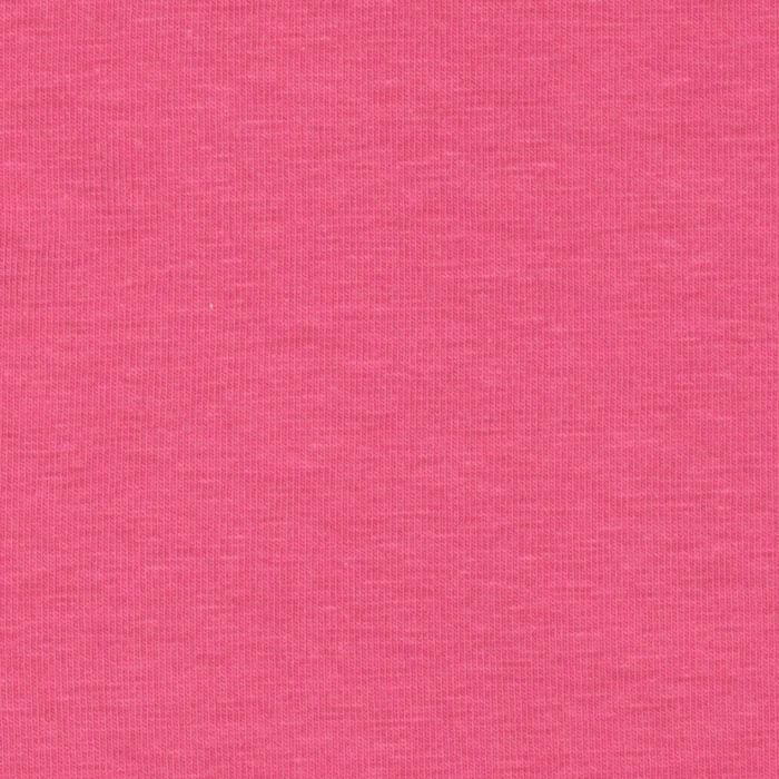 Laguna Stretch Cotton Jersey Knit Hot Pink