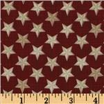 0274219 Sweet Land Of Liberty Stars Red