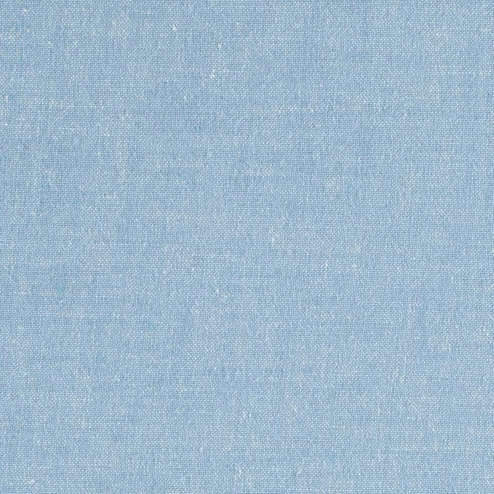 Cotton Chambray Sky Blue