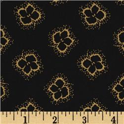 IQSC Birdsong Flower Black