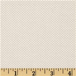 Moda Dottie Tiny Dots Grey