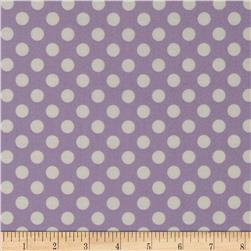 Jungle Polka Dot Purple