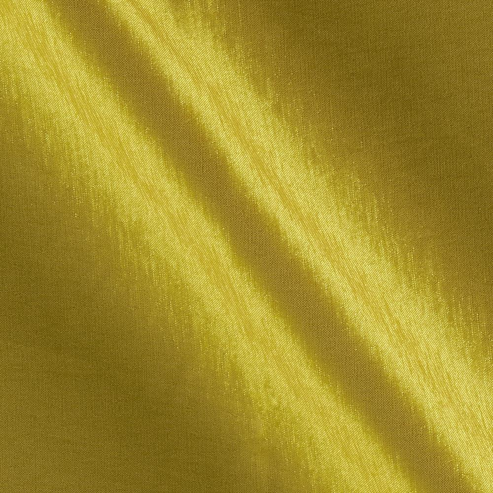 Soiree Stretch Taffeta Iridescent Chartreuse
