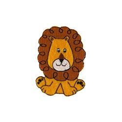 Lion Applique Yellow