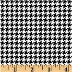 DX-269 Michael Miller Tiny Houndstooth Black