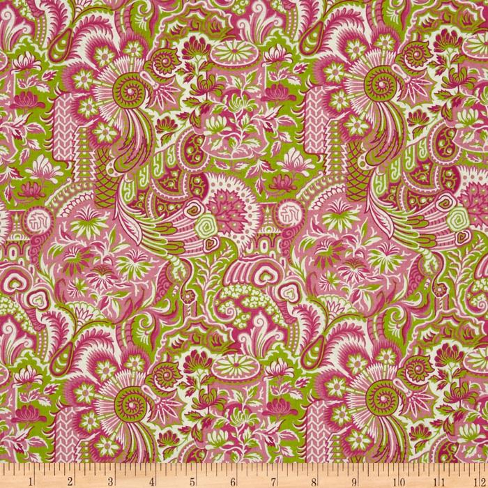 Chinoiserie Prosperity Pink
