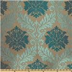 Parisian Jacquard Aqua