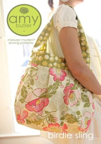 Amy Butler Birdie Sling Handbag Pattern