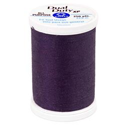Coats & Clark Dual Duty XP 250yd Royal Plum