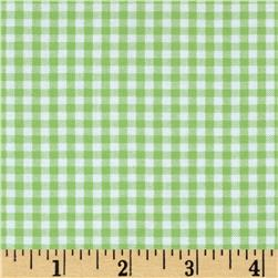 "Woven 1/8"" Carolina Gingham Sweet Pea"