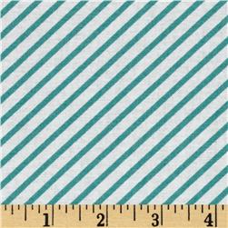 Riley Blake Unforgettable Wallpapers Stripe Blue
